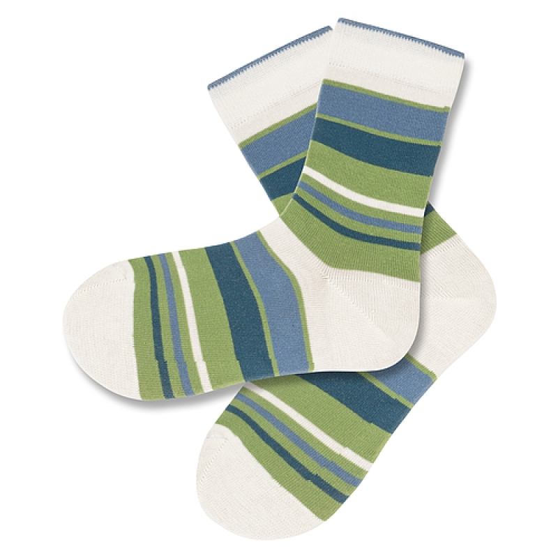 Tranquillo Socken Happy Stripes