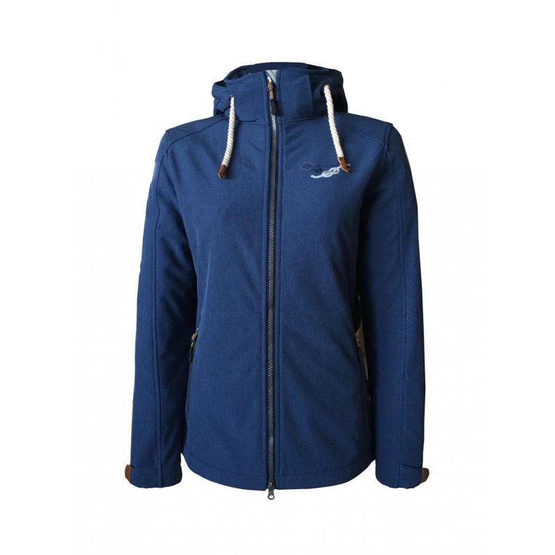 Dry Fashion Softshelljacke Spiekeroog