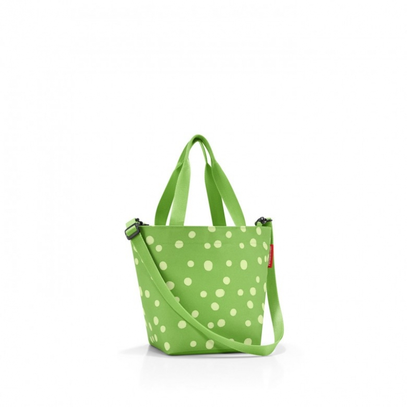 Reisenthel Shopper XS Spots Green (Grün)