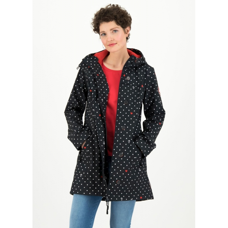 long anorak casual anchor