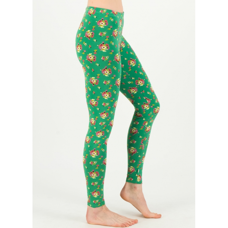Blutsgeschwister Jersey Leggings Who Let the Fox Out
