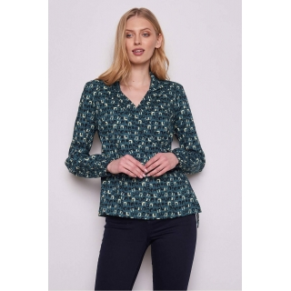 Tranquillo EcoVero Bluse Solveig